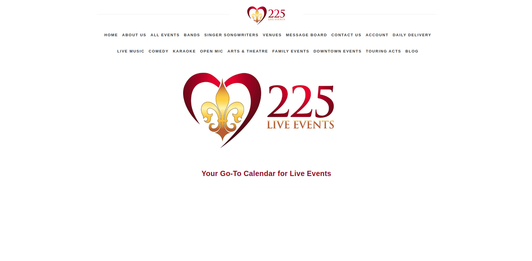 225 Live Events